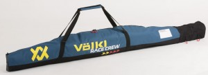 Pokrowiec narc. Voelkl RACE SINGLE SKI BAG 165+15+15 Blue